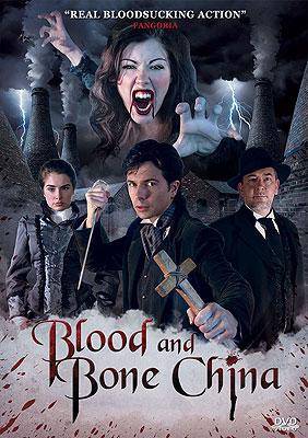 Blood and Bone China DVD